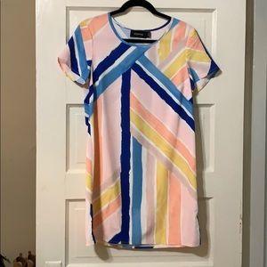 MINKPINK / patterned dress